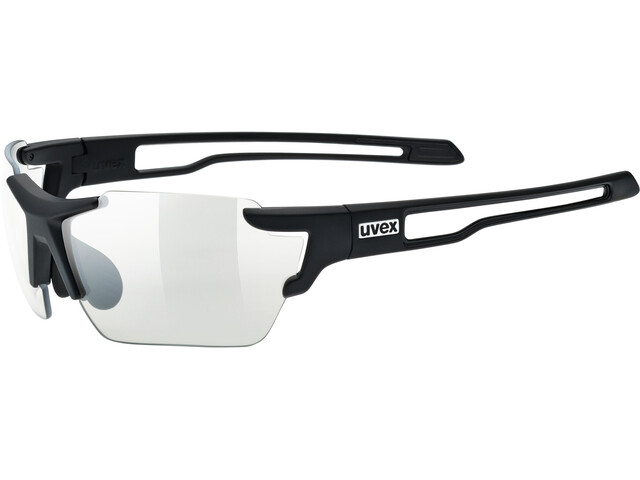 UVEX Sportstyle 803 V Sportglasses Small black matt/smoke